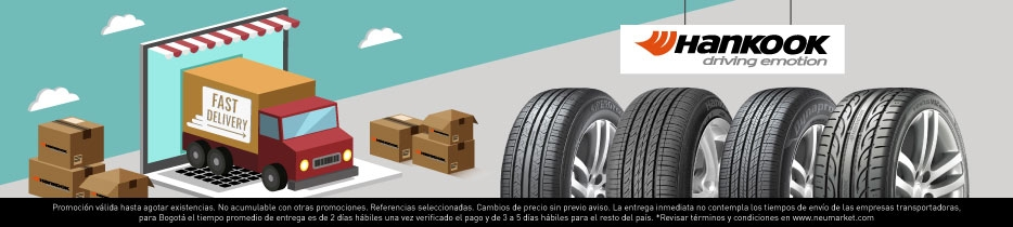 Hankook Fast Delivery